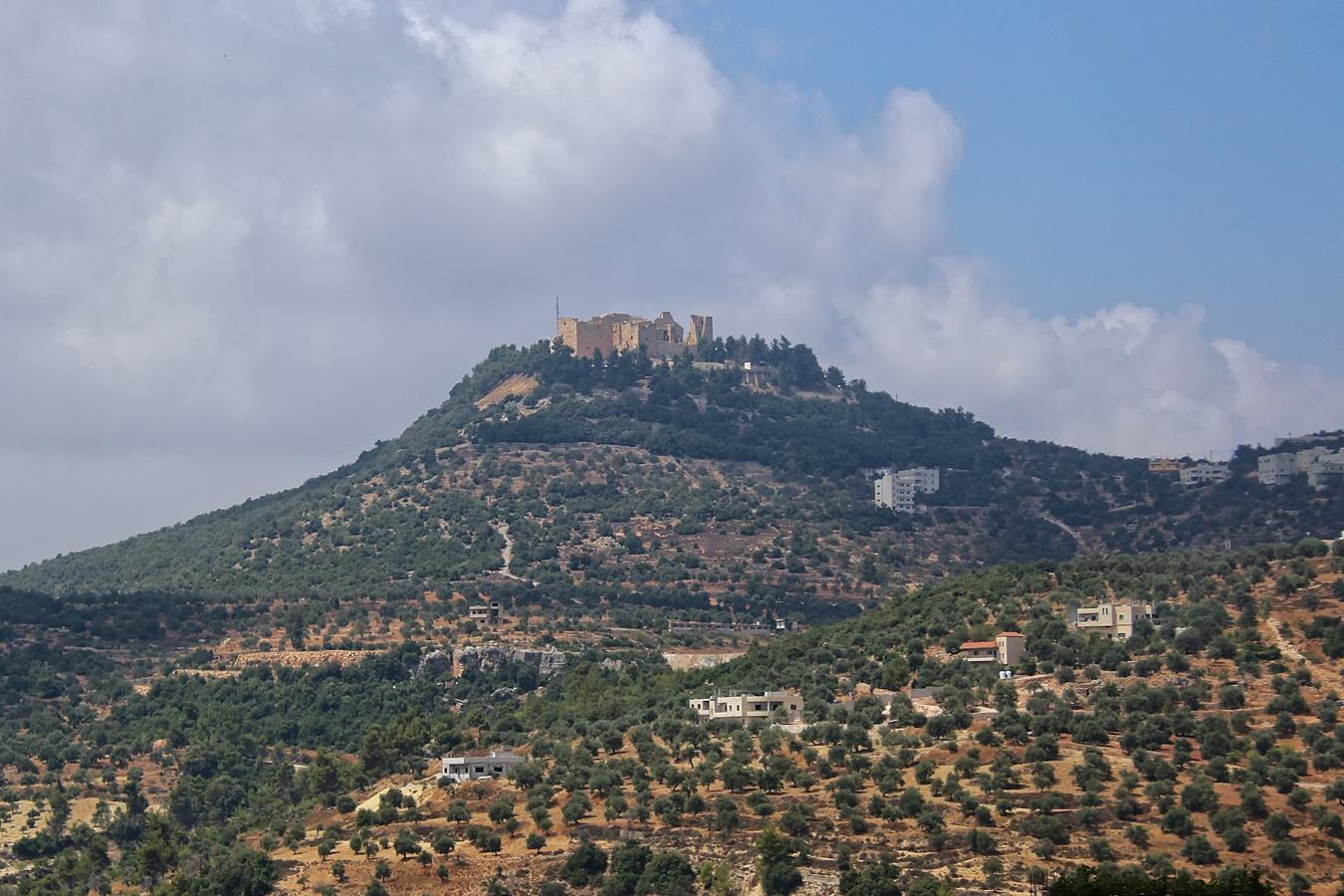 Ajloun kasteel