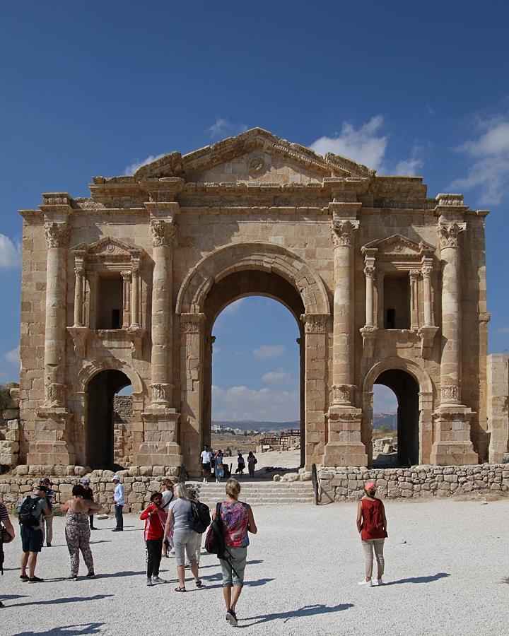 Hadrianus triomfboog