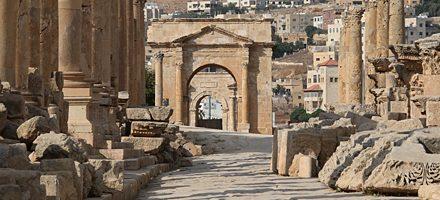 Rondreis Jordanië (deel 1)